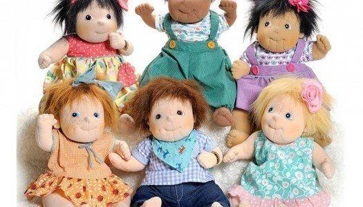 Rubens Barn, las auténticas muñecas suecas achuchables