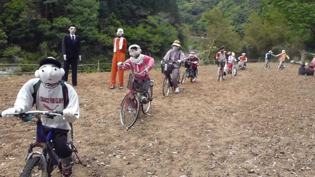 Muñecos de trapo en Japón