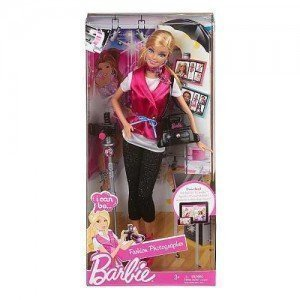 Barbie_fotografa