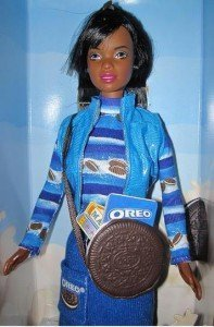 Barbie Oreo