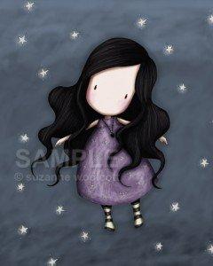 Ilustración de Gorjuss por Suzanne Woolcott