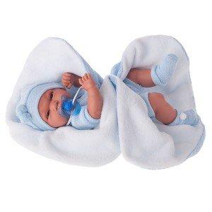 Foto muñeco recién nacido Baby Tonet