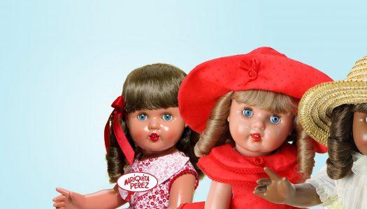 "MARIQUITA PÉREZ, ""La muñeca que viste como una niña"""