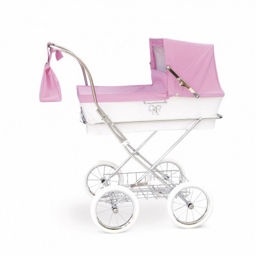 Foto cochecito de paseo Donosti rosa de Bebelux