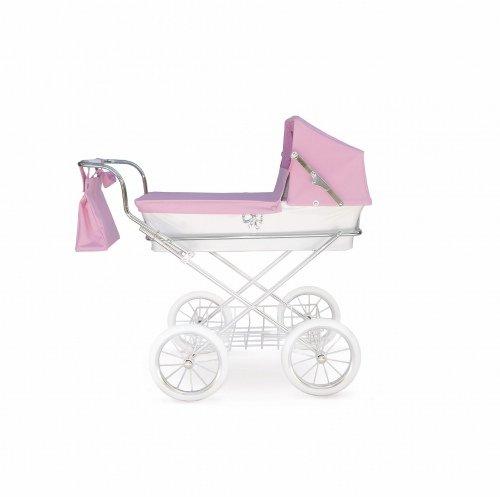 Foto cochecito de paseo minidonosti rosa de Bebelux