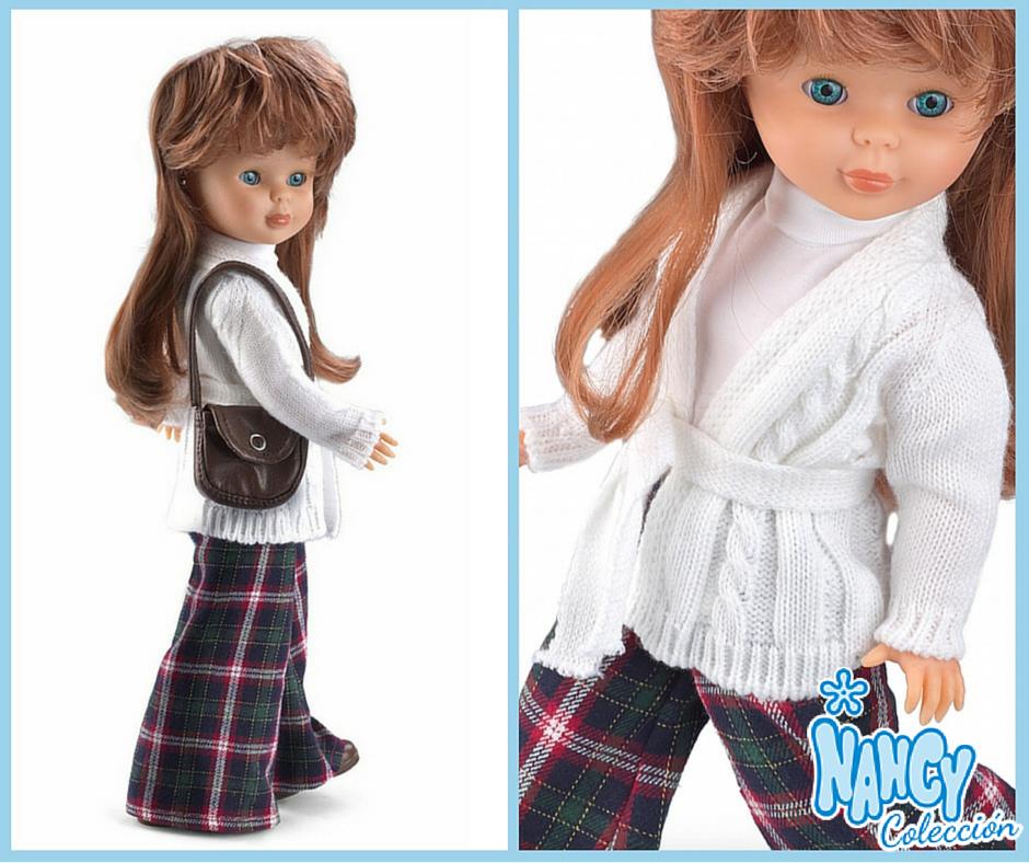 Foto muñeca Nancy Mañanas de invierno, reedición 2015