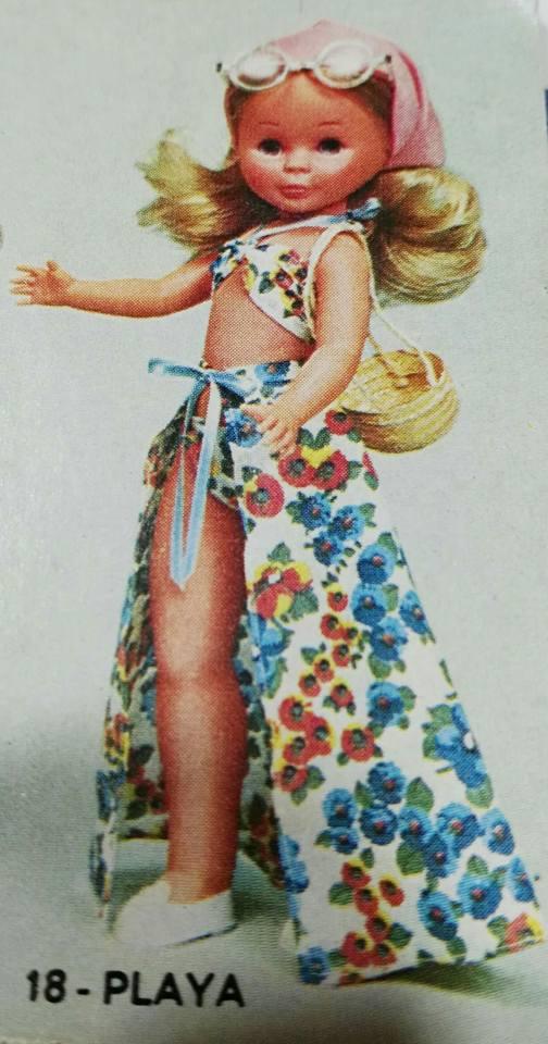 Foto de nancy clásica de los años 70