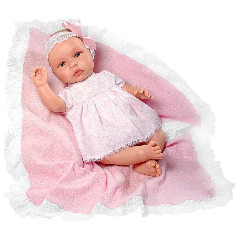 Foto muñeca Leo de 46 centímetros de la marca de muñecas Así