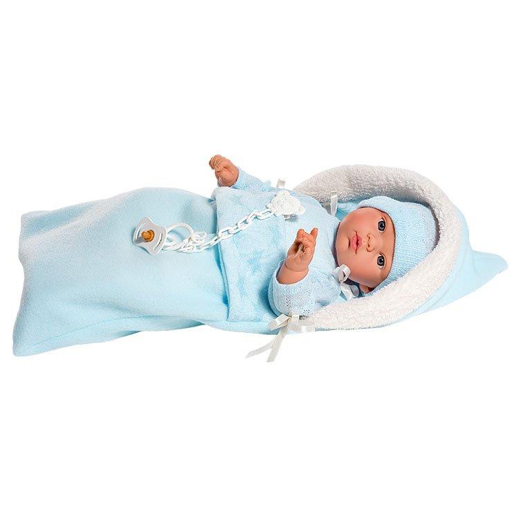 Foto de muñeco Koke de la marca de muñecas Así de 36 centímetros