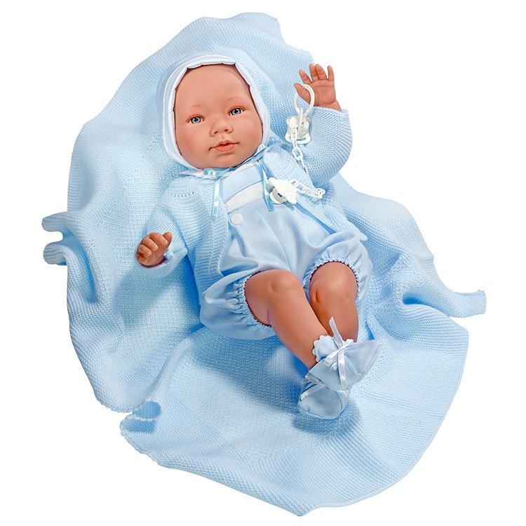 Foto del muñeco Quique de 46 centímetros de la Serie Limitada de Muñecas Así