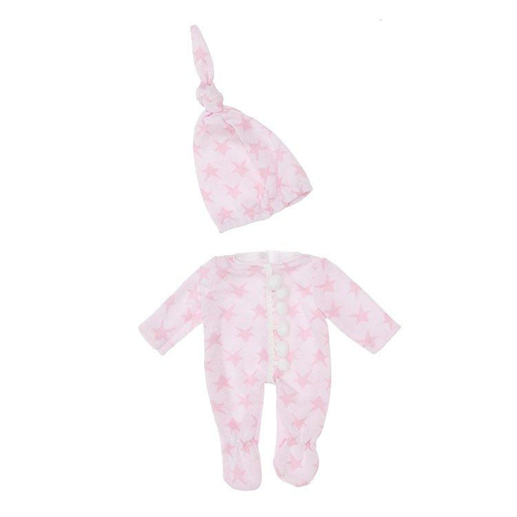 Foto pijama para muñeca Gordi de 28 centímetros de la marca de muñecas Así