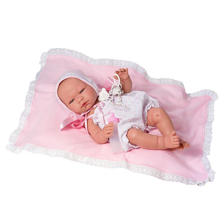 Foto muñeca María de 43 centímetros de la marca de muñecas Así.