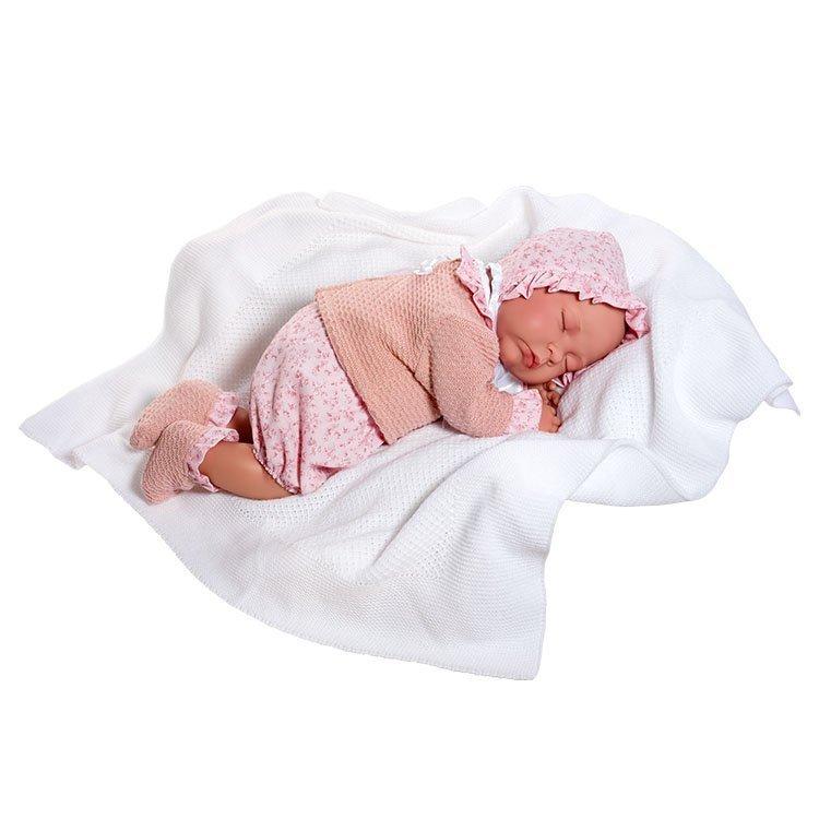 Foto muñeca Mónica de 46 centímetros de la Serie Limitada de Muñecas Así