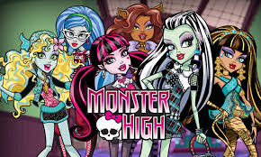 Foto dibujos Monster High