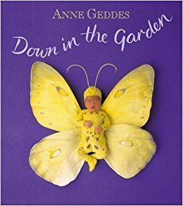 foto del primer libro de Anne Geddes