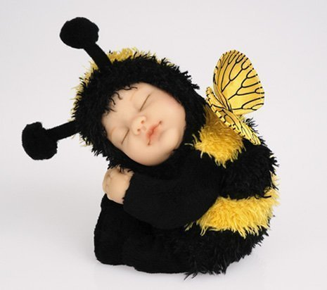 foto muñeco Anne Geddes abeja