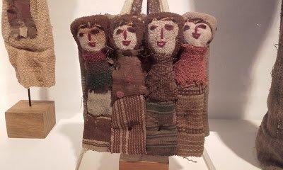 Muñecas de trapo precolombinas