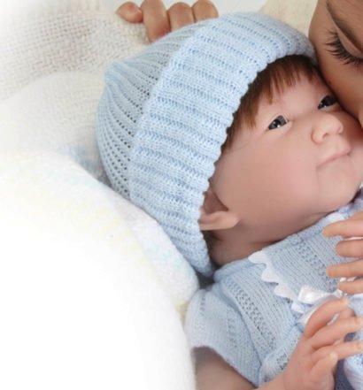 Muñeca JC Toys con niña
