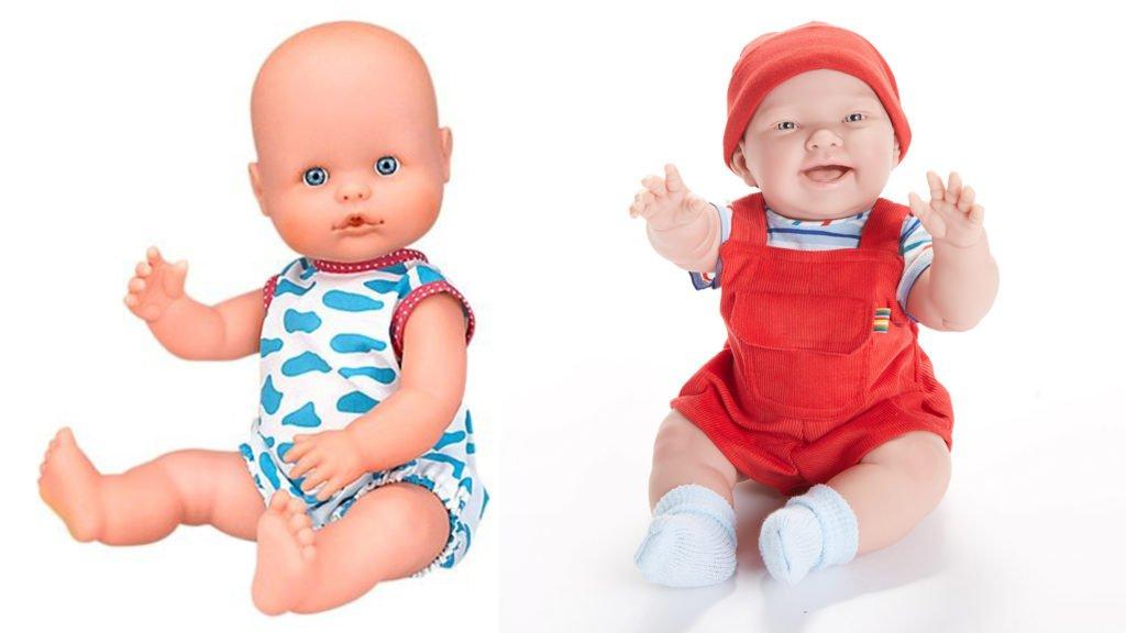 Las mejores muñecas bebé