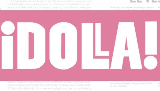 Portada ¡Dolla! Octubre 2018