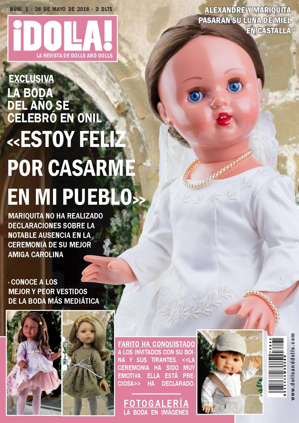 revista ¡dolla! junio 2018
