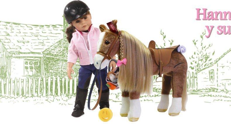 hannah y su pony cuento