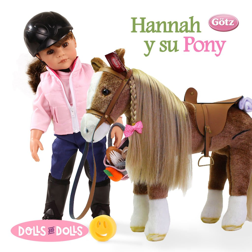 Hannah muñecas Götz