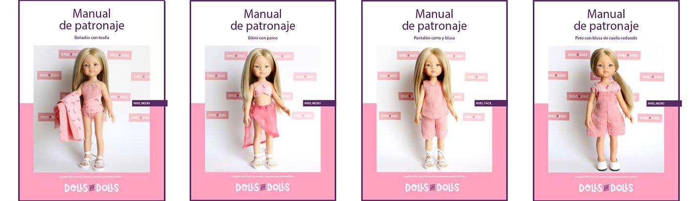 Nuevos Patrones para Las Amigas - Dolls And Dolls