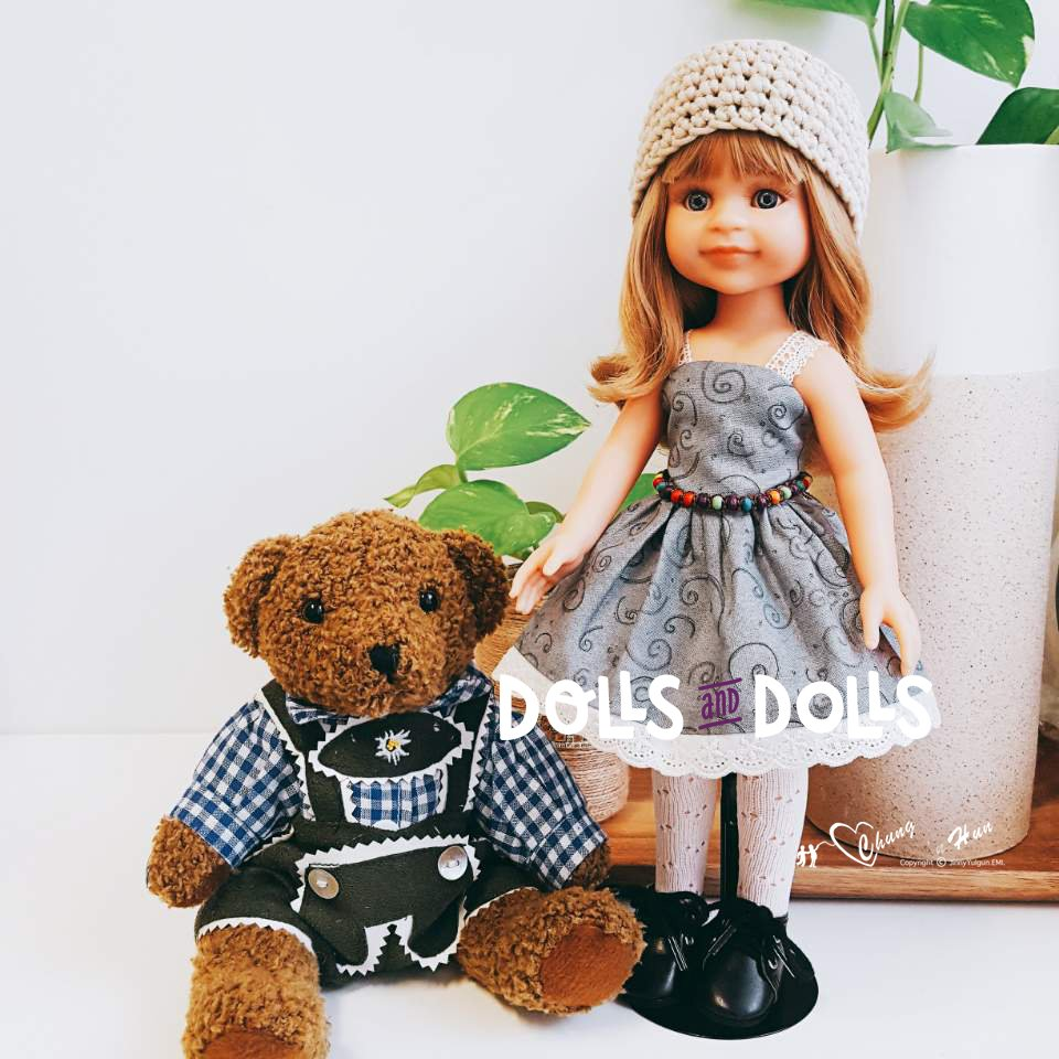 Patrones Dolls And Dolls Chung