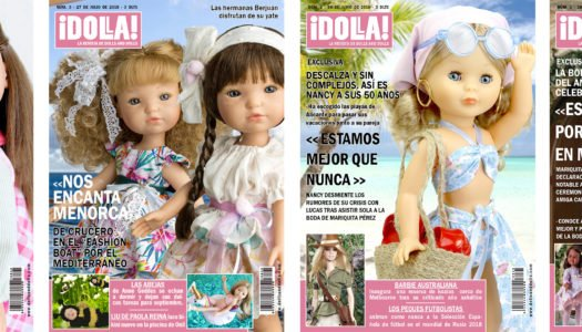 Portada ¡Dolla! – Junio