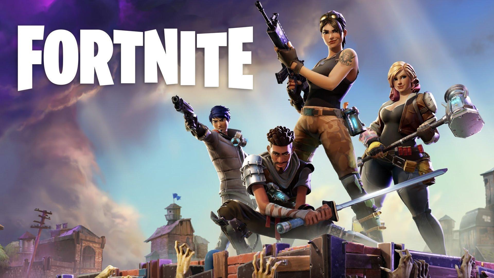 Fortnite es un juego multijugador gratuito