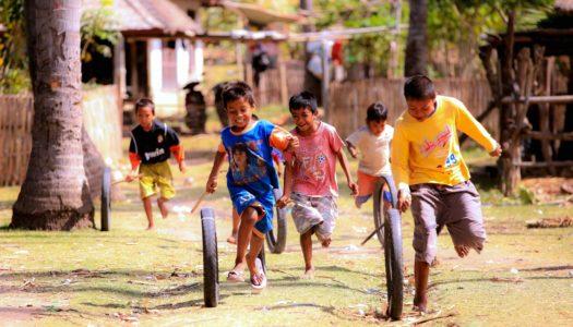 10 Beneficios de jugar al aire libre