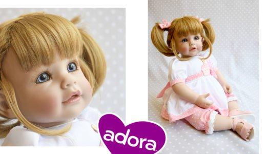 Las adorables Muñecas Adora