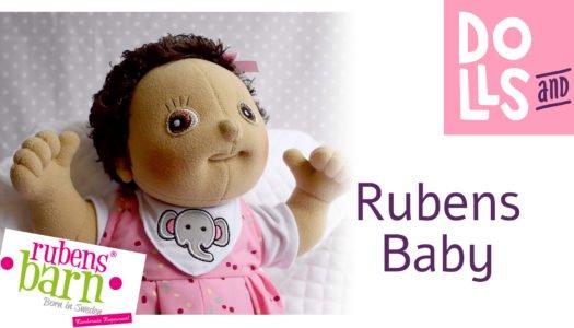 Molly Elephant – Rubens Baby