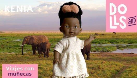 Viaje a Kenia con Zoe de Llorens – Dolls And Dolls