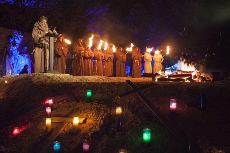 celebrar todos los santos en españa