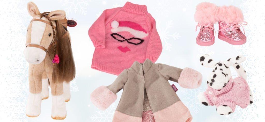 accesorios para muñecas Götz