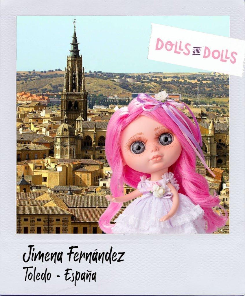 The Biggers: Jimena Fernández