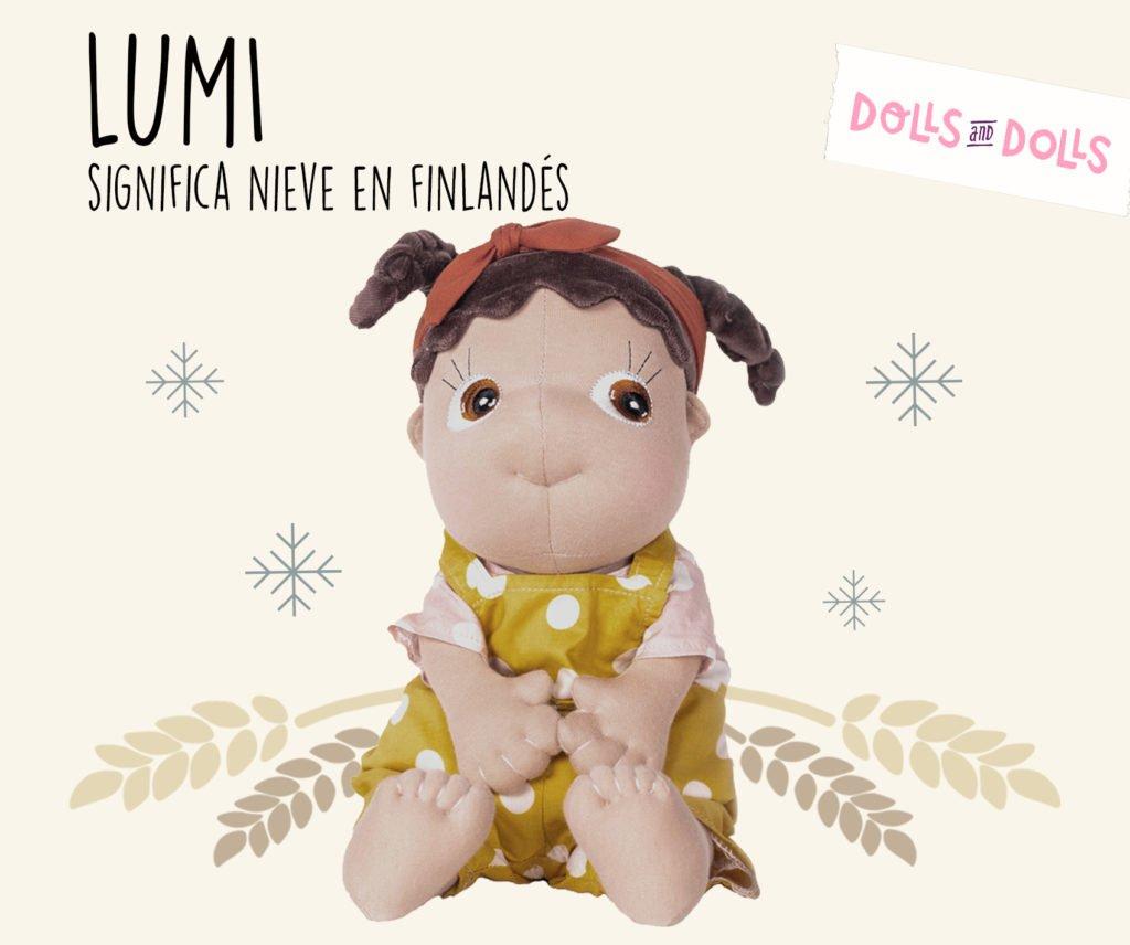 Rubens Tummies - Lumi