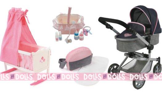 10 Accesorios para muñecas indispensables