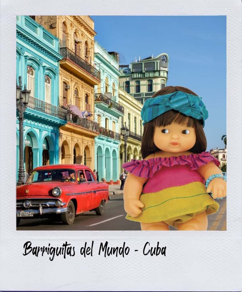 Barriguitas del Mundo - Cuba