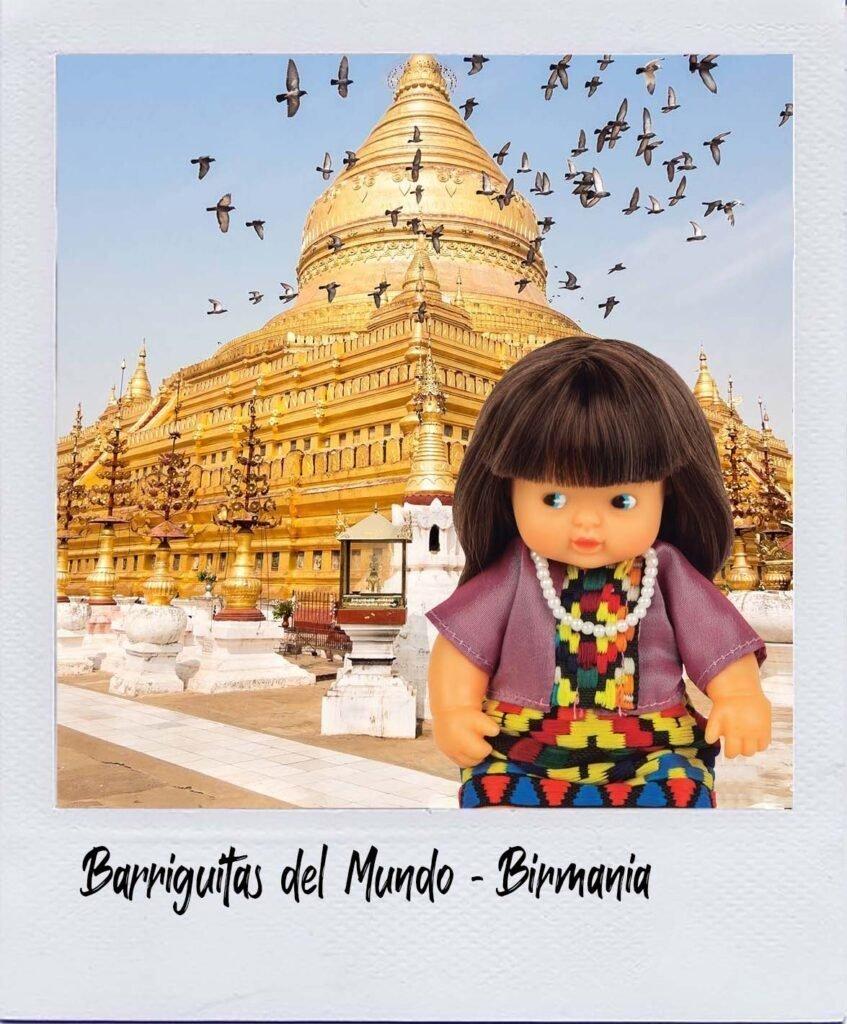 Barriguitas del Mundo - Birmania
