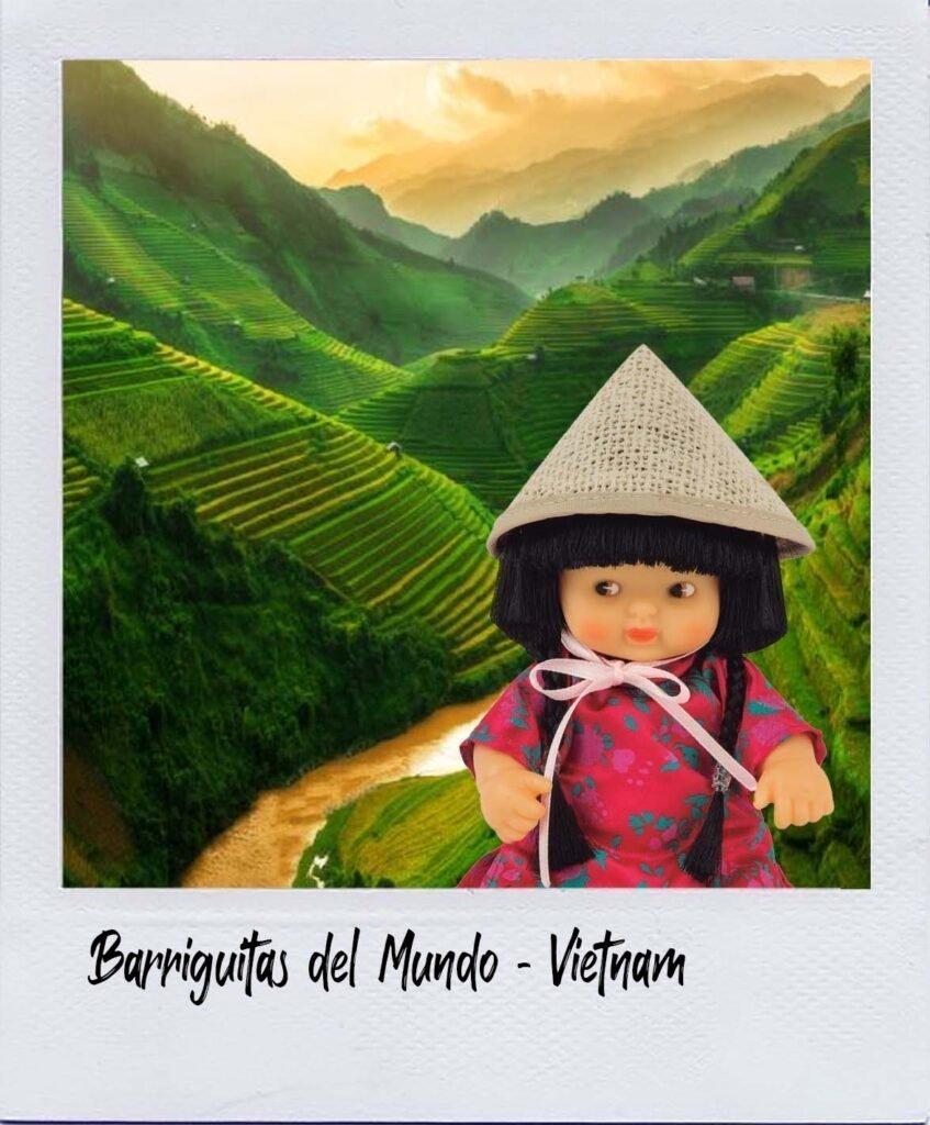 Barriguitas del Mundo - Vietnam