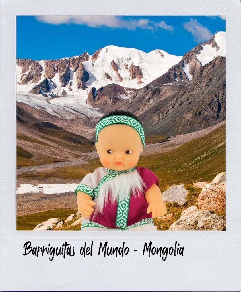 Barriguitas del Mundo - Mongolia