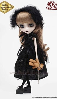 Regeneration Series - Noir Pullip RE815