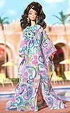 Barbie Palm Beach Breeze-Caftan - R4484
