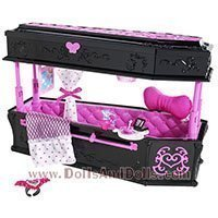 Jewelry Box Coffin - Draculaura