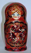 MATRIOSKAS, Russian Dolls, Matryoshka, Matreshka