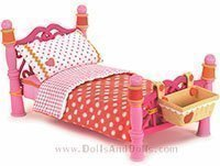 Lalaloopsy - Sew Cute Bed