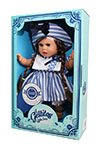 Gestitos Little face doll - Sailor Girl